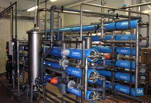 Промышленные фильтры для очистки воды, фото